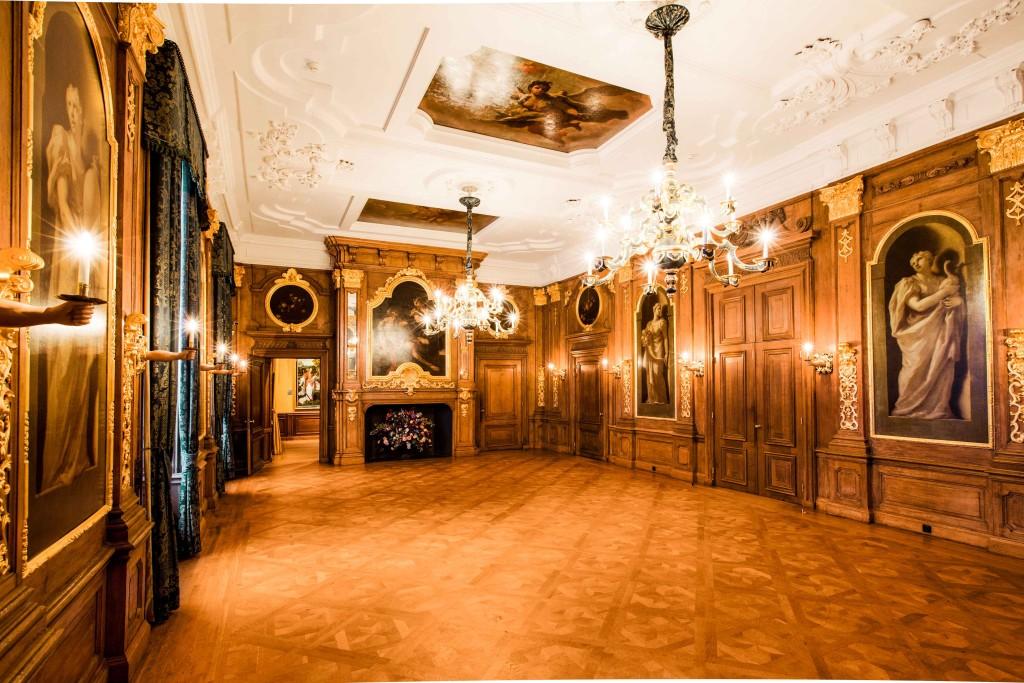 Gouden Zaal, Mauritshuis